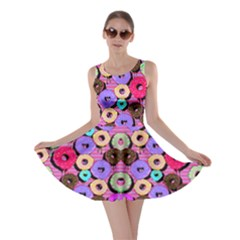 Pink Donut Skater Dress by CoolDesigns