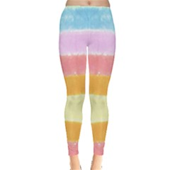 Rainbow Tie Dye Leggings by CoolDesigns