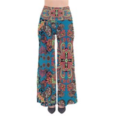 TurquoiseBohemia Chic Palazzo Pants by CoolDesigns