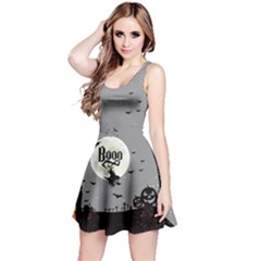 Gray Booo Reversible Sleeveless Dress by CoolDesigns