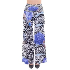 Blueroses Chic Palazzo Pants by CoolDesigns