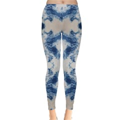 Jean Like Tie Dye Leggings by CoolDesigns