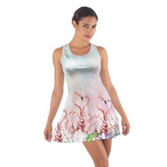 Water Color Cotton Racerback Dress by CoolDesigns