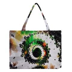 Fractal Universe Computer Graphic Medium Tote Bag by Simbadda