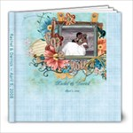 Rachel s Wedding - 8x8 Photo Book (30 pages)