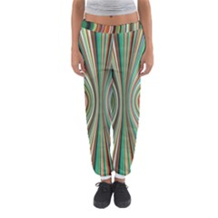 Colorful Spheric Background Women s Jogger Sweatpants by Simbadda