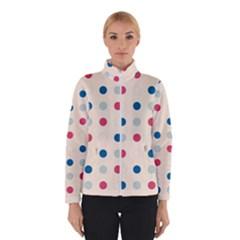 Polka Dots  Winterwear by Valentinaart