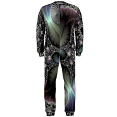 Precious Spiral Wallpaper OnePiece Jumpsuit (Men)  by Simbadda