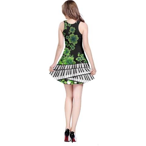 Reversible Sleeveless Dress Back