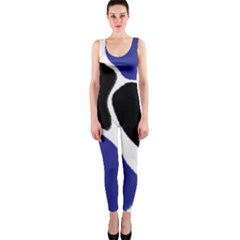 Digital Pattern Colorful Background Art Onepiece Catsuit by Simbadda