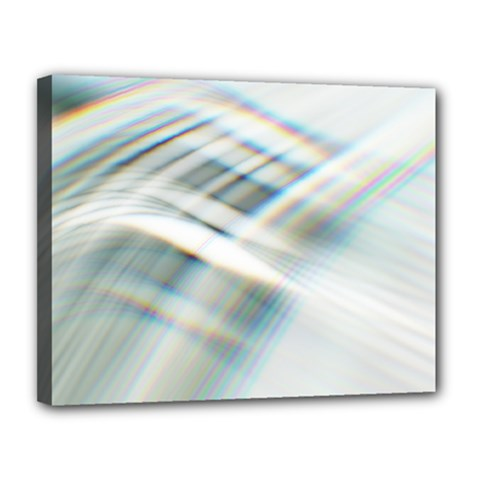 Business Background Abstract Canvas 14  X 11  by Simbadda