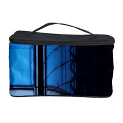 Modern Office Window Architecture Detail Cosmetic Storage Case by Simbadda