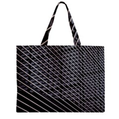 Abstract Architecture Pattern Mini Tote Bag by Simbadda