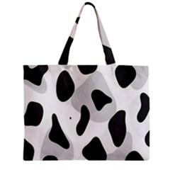 Abstract Venture Zipper Mini Tote Bag by Simbadda