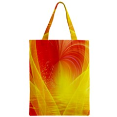 Realm Of Dreams Light Effect Abstract Background Classic Tote Bag by Simbadda