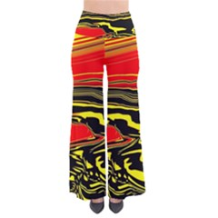 Abstract Clutter Pants