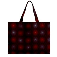 Abstract Dotted Pattern Elegant Background Medium Tote Bag by Simbadda