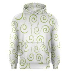 Pattern Men s Pullover Hoodie by Valentinaart