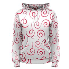 Pattern Women s Pullover Hoodie by Valentinaart