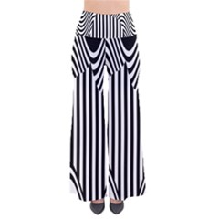Stripe Abstract Stripped Geometric Background Pants by Simbadda