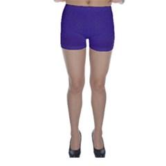 Pattern Skinny Shorts by Valentinaart