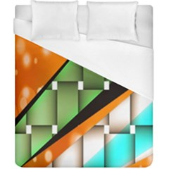 Abstract Wallpapers Duvet Cover (california King Size)