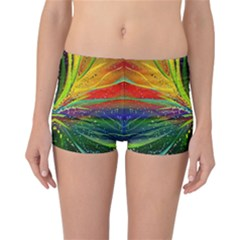 Future Abstract Desktop Wallpaper Reversible Bikini Bottoms by Simbadda