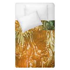 Light Effect Abstract Background Wallpaper Duvet Cover Double Side (single Size) by Simbadda