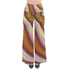 Artificial Colorful Lava Background Pants