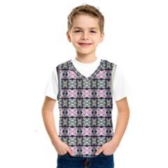 Colorful Pixelation Repeat Pattern Kids  Sportswear by Nexatart