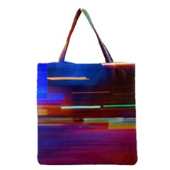 Abstract Background Pictures Grocery Tote Bag by Nexatart