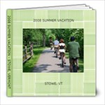stowe2008 - 8x8 Photo Book (30 pages)