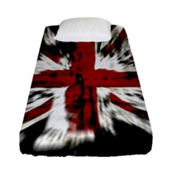 British Flag Fitted Sheet (single Size)