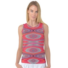 Hard Boiled Candy Abstract Women s Basketball Tank Top by Nexatart