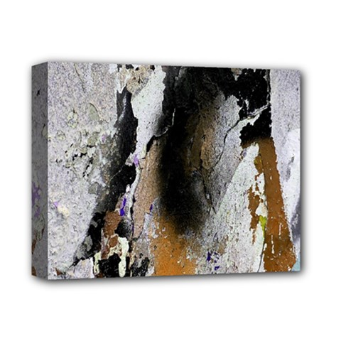 Abstract Graffiti Background Deluxe Canvas 14  X 11  by Nexatart