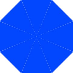 Plain Blue Hook Handle Umbrellas (large) by Jojostore