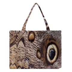 Butterfly Wing Detail Medium Tote Bag by Nexatart