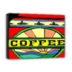 Coffee Tin A Classic Illustration Deluxe Canvas 16  x 12
