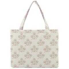 Seamless Floral Pattern Mini Tote Bag by TastefulDesigns