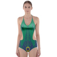1p Cut Out One Piece Swimsuit by olgart