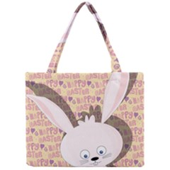 Easter Bunny  Mini Tote Bag by Valentinaart