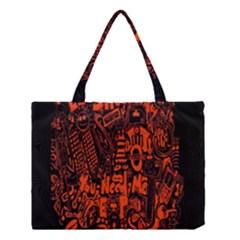 Ed Sheeran Medium Tote Bag by Onesevenart