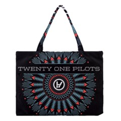 Twenty One Pilots Medium Tote Bag by Onesevenart