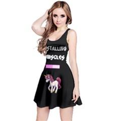 Gym Unicorn Reversible Sleeveless Dress by CowCowGym