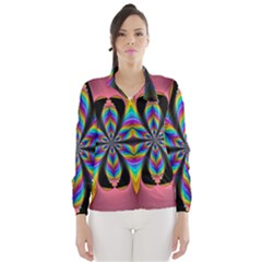 Fractal Butterfly Wind Breaker (women)