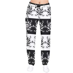 Three Wise Men Gotham Strong Hand Drawstring Pants by Mariart