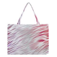 Fluorescent Flames Background With Special Light Effects Medium Tote Bag by Nexatart