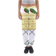National Emblem Of Guatemala  Women s Jogger Sweatpants by abbeyz71