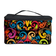 Art Traditional Pattern Cosmetic Storage Case by Onesevenart