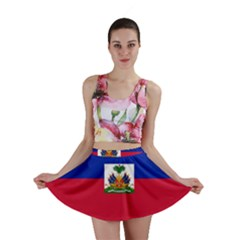 Flag Of Haiti Mini Skirt by abbeyz71